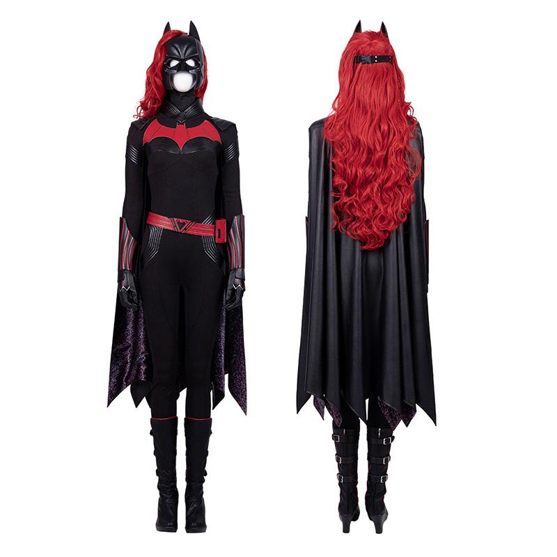 Batwoman Costume Batwoman Kate Kane Cosplay Costumes