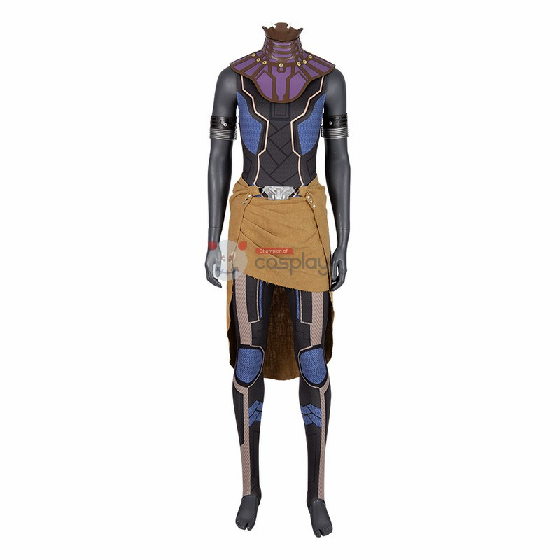 Shuri Costume Black Panther Cosplay Costume