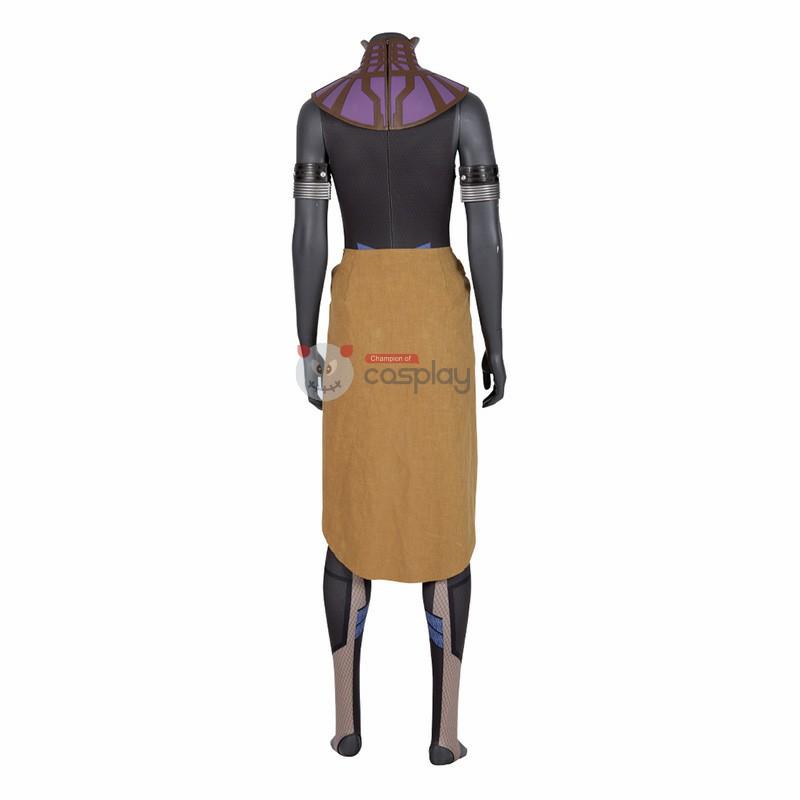 Carol Danvers Costume Avengers 4 Endgame Captain Marvel Cosplay Costume