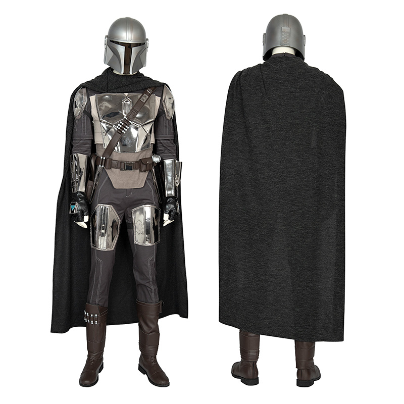 Mandalorian Costume DC Crisis On Infinite Earths Cosplay Costumes
