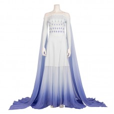 Elsa Costume Frozen 2 Cosplay Costumes Top Level
