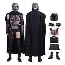 The Mandalorian Costume Star Wars Cosplay Suit