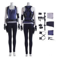 Jill Valentine Costume Resident Evil 3 Remake Cosplay Costume