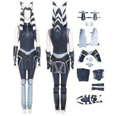 Ahsoka Tano Costumes Star Wars The Clone Wars Cosplay Costume