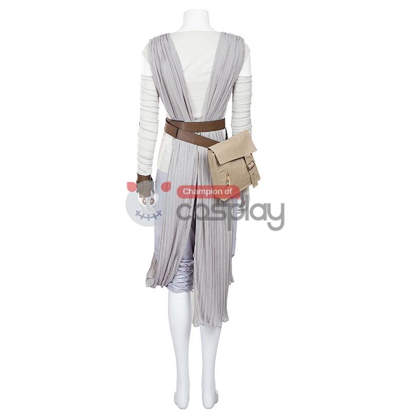 Star Wars Rey Cosplay Costume Upgraded Version