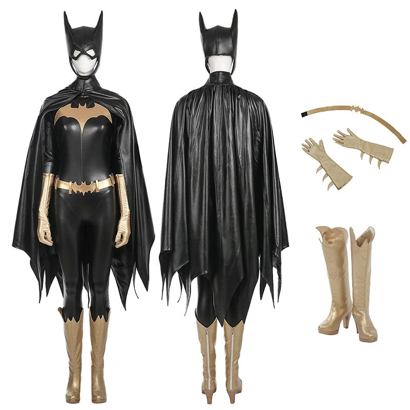 Batwoman Batman Batgirl Cosplay Costumes Suit