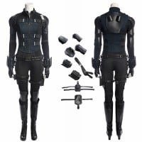 Black Widow Costumes Avengers Infinity War Cosplay Costume