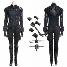 Black Widow Costumes Avengers Infinity War Cosplay Costume