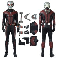 Ant-Man Costumes Ant-Man and the Wasp Scott Lang Cosplay Costume