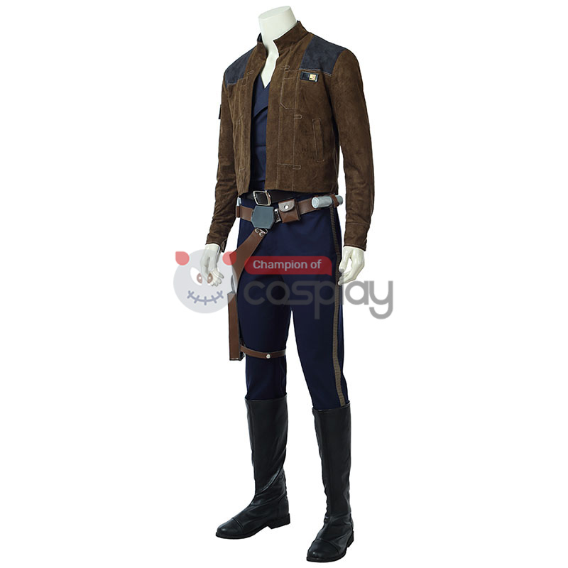 Han Solo Costumes A Star Wars Story Cosplay Costume