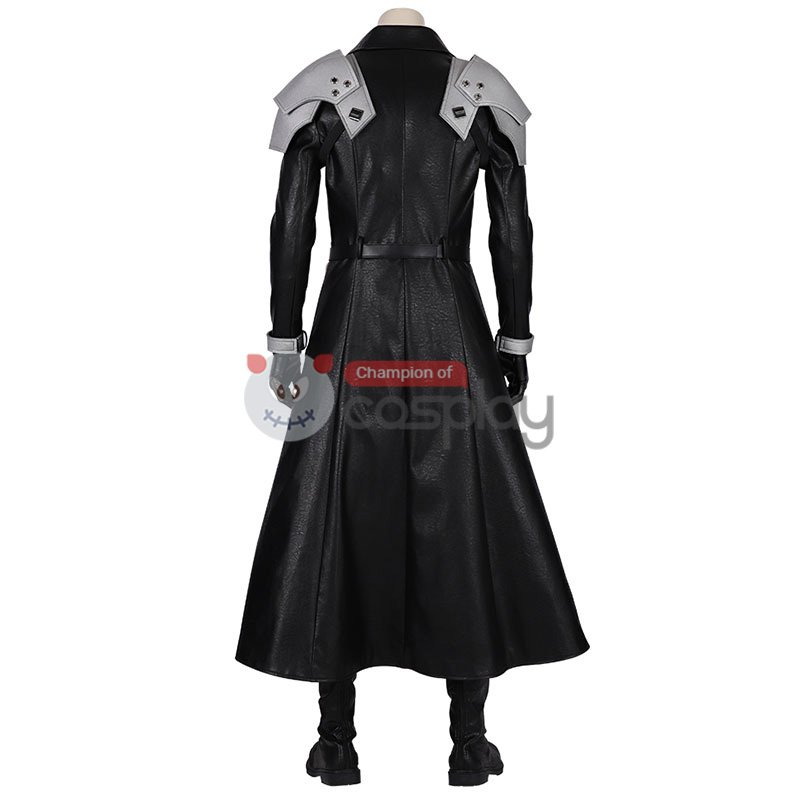 Final Fantasy VII Remake Sephiroth Cosplay Costume Suit