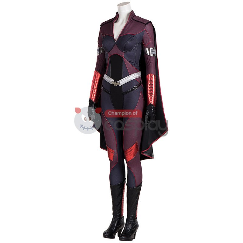 The Boys Season 2 Stormfront Cosplay Costume Suit