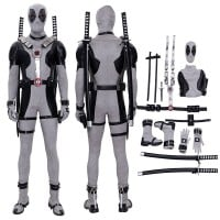 X-Force Deadpool 2 Wade Wilson Cosplay Costume