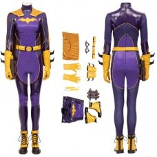 Batgirl Costume Batman Gotham Knights Barbara Gordon Cosplay Suit