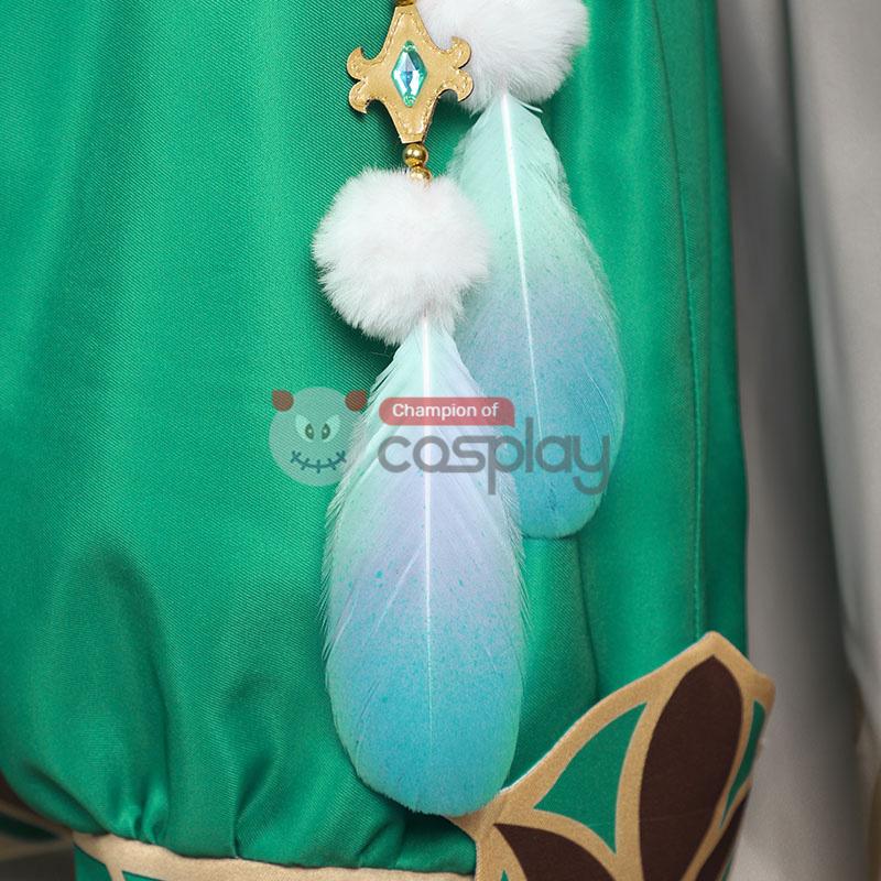 Venti Costume Genshin Impact Cosplay Costumes
