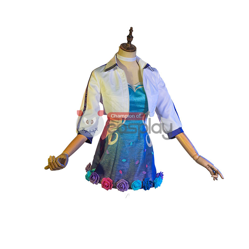 League Of Legends LOL KDA Seraphine Cosplay Costume