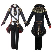 Diluc Costume Genshin Impact Cosplay Costumes