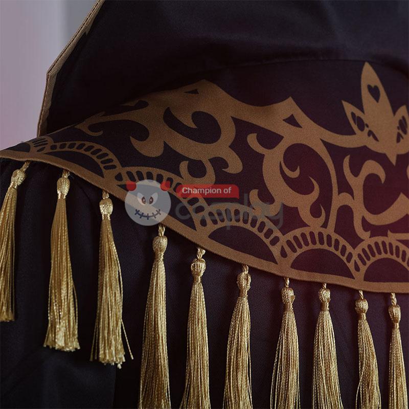 Diluc Costume Genshin Impact Cosplay Costumes