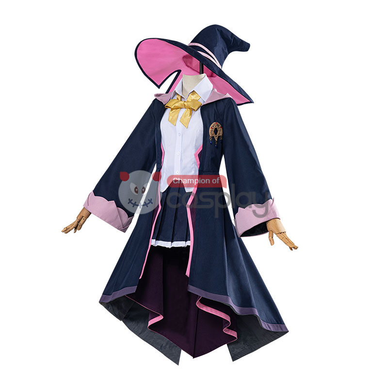 Wandering Witch The Journey of Elaina Cosplay Costume