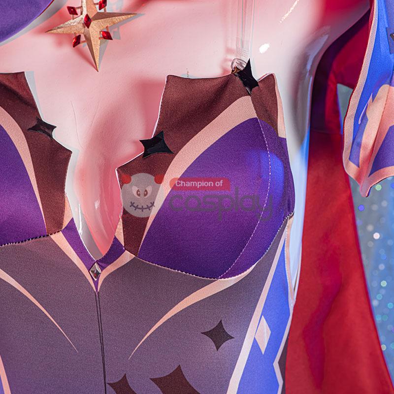 Genshin Impact Mona Cosplay Costume