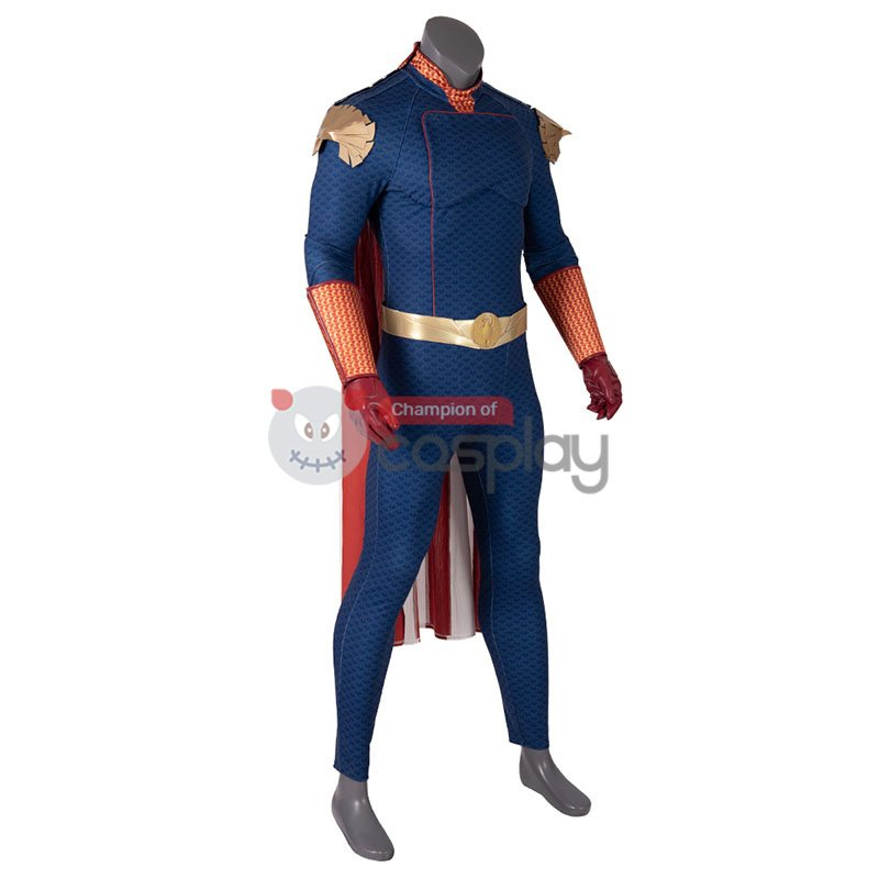 Homelander Costume The Boys Season 1 Cosplay Suit