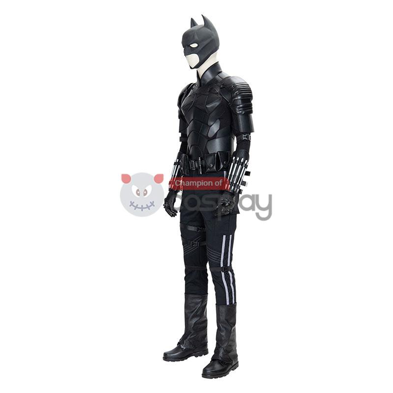 The Batman 2021 Bruce Wayne Cosplay Suit Robert Pattinson Costume