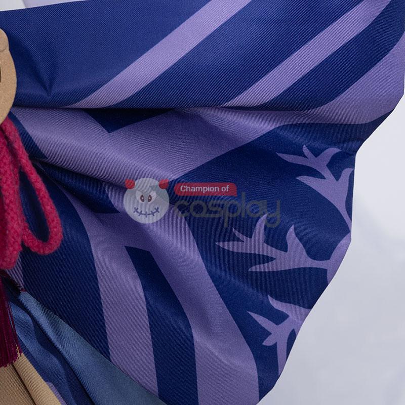 Genshin Impact Ayaka Cosplay Costume