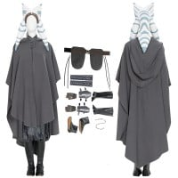 The Mandalorian Cosplay Suit Ahsoka Tano Costume