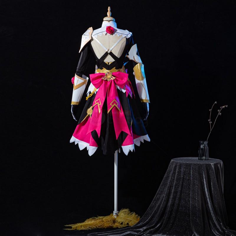 Genshin Impact Noelle Cosplay Costume