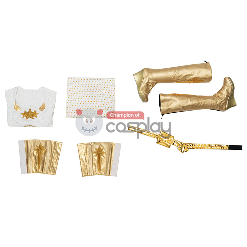 Starlight Annie Costume The Boys Cosplay Suit