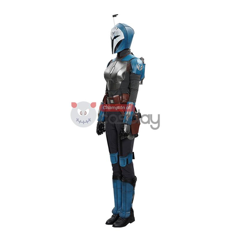 The Mandalorian Bo-Katan Kryze Cosplay Costume
