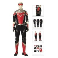 Falcon Costume The Falcon Samuel Thomas Wilson Cosplay Suit
