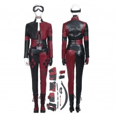 Harley Quinn Costume 2021 The Suicide Squad 2 Cosplay Suit