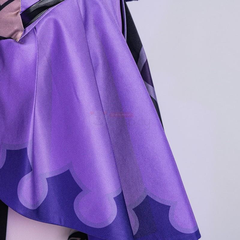 Genshin Impact Fischl Cosplay Costume