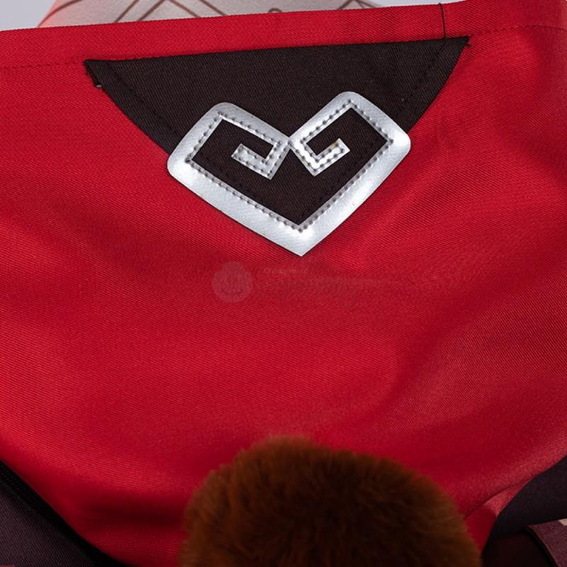 Klee Costume Genshin Impact Cosplay Suit