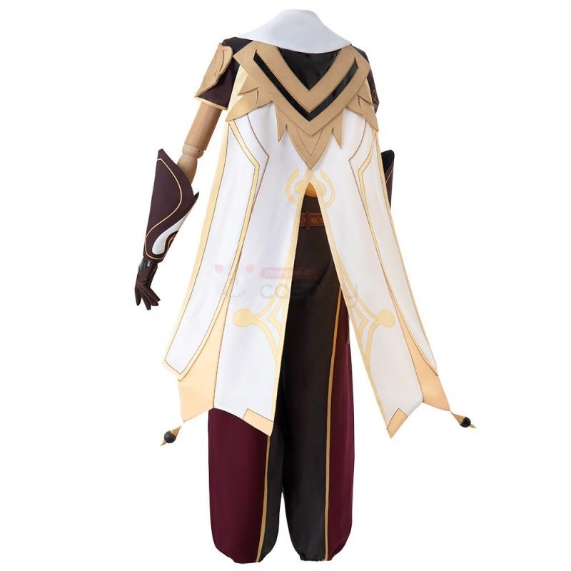 Traveler Costume Genshin Impact Kong Cosplay Suit