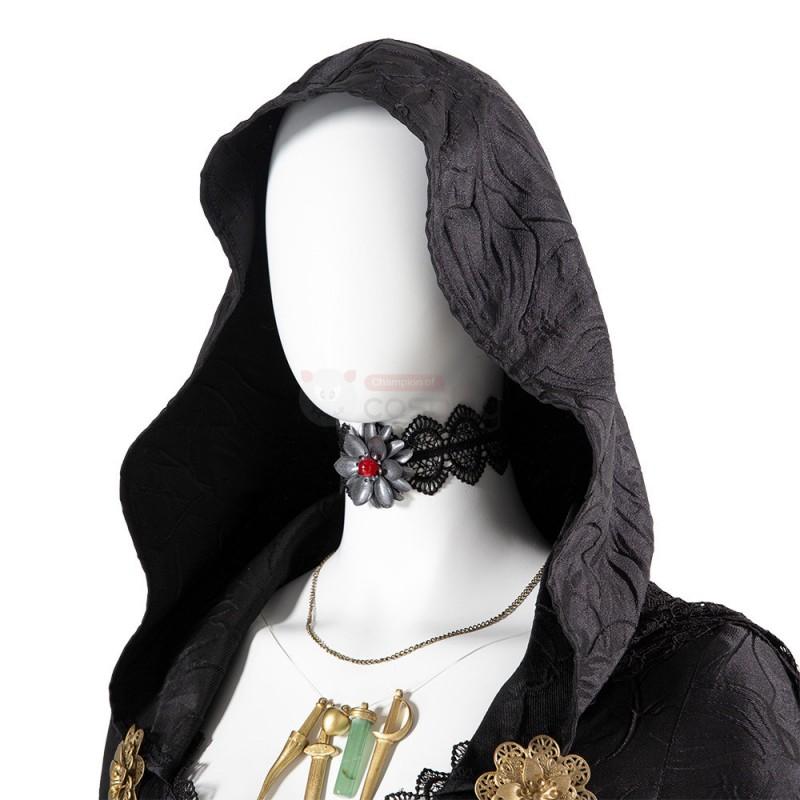 Resident Evil Village Lady Dimitrescu Daughters Daniela Cosplay Costume