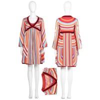 Wanda Pregnant Costume WandaVision Cosplay Suit