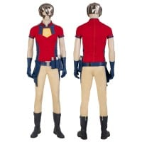 The Suicide Squad Cosplay Suit Peacemaker John Cena Cosplay Costume