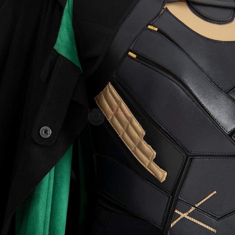Female Loki Costume Lady Loki Sylvie Lushton Cosplay Suit