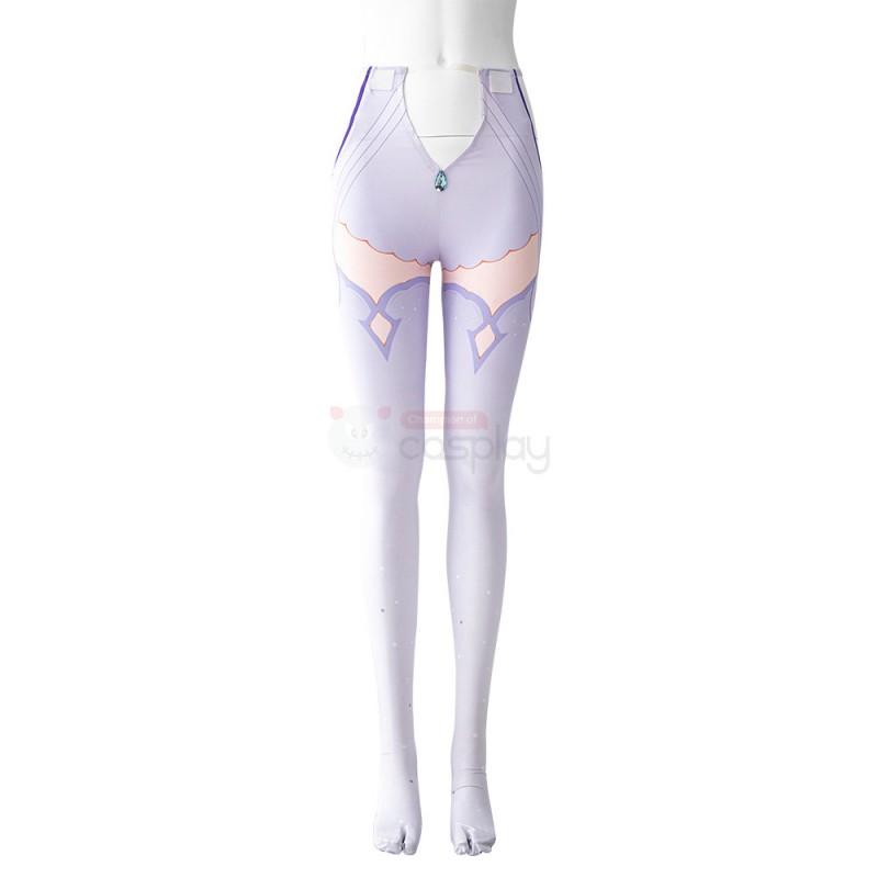 Sangonomiya Kokomi Costume Genshin Impact Cosplay Suit