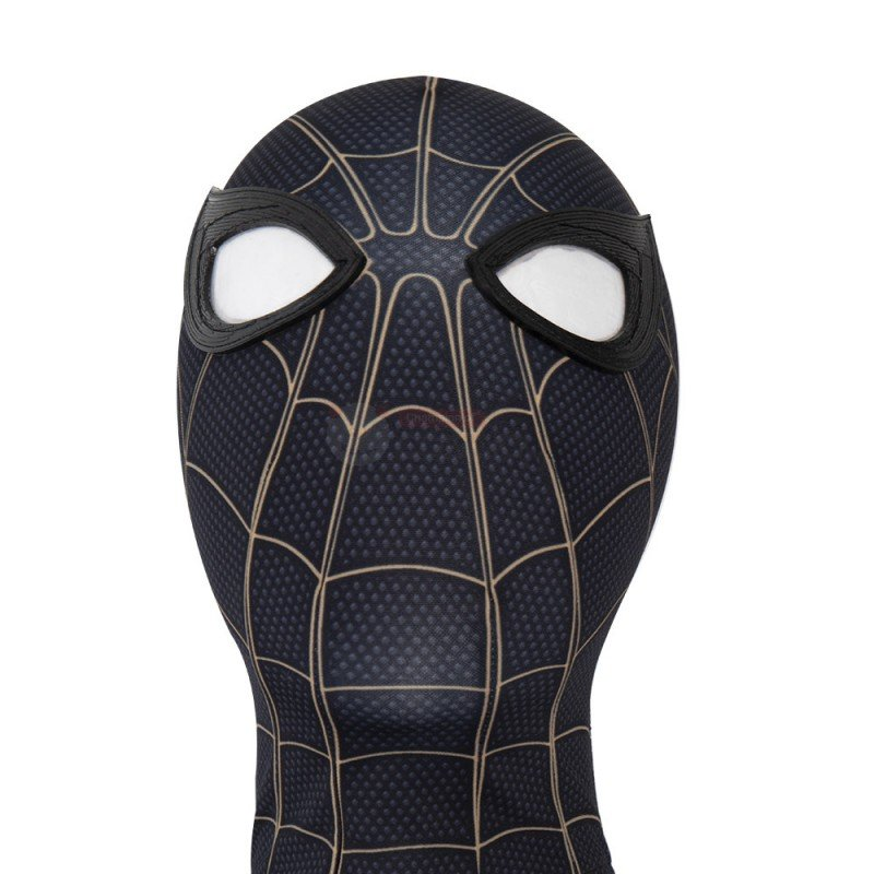 Spiderman Costume Spider-Man No Way Home Peter Parker Cosplay Suit Improved Version