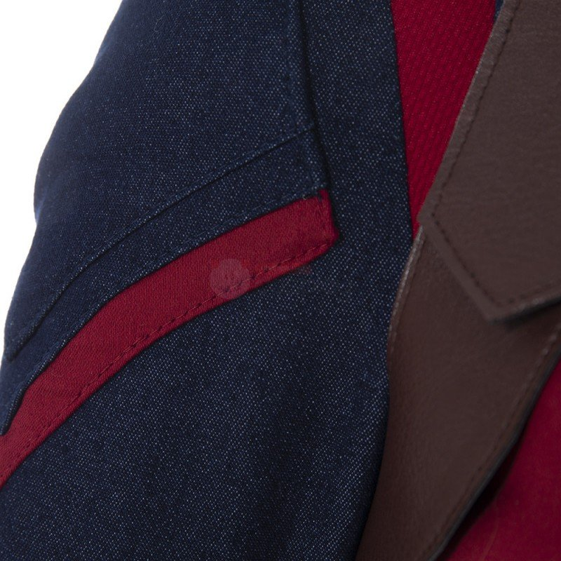 Captain Carter Costume What If Peggy Carter Cosplay Suit