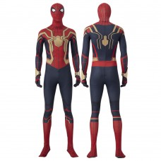 Iron Spider-Man Costume New Iron Spider Armor Peter Parker Cosplay Suit