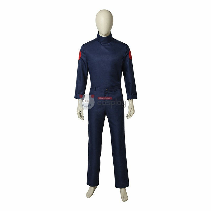 Full Set Of NARUTO Ninja Kakashi Cosplay Costume