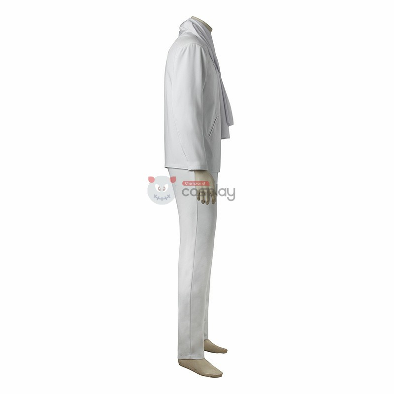 Despicable Me 3 Dru White Style Cosplay Costume