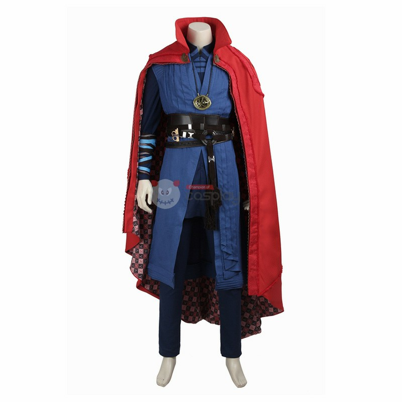 Doctor Strange Costume Stephen Vincent Cosplay Costume