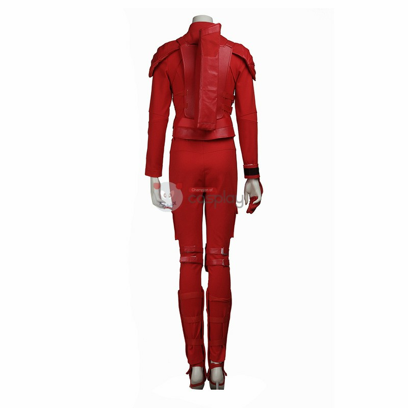 The Hunger Games Costumes Mockingjay Part 2 Katniss Everdeen Cosplay Costume