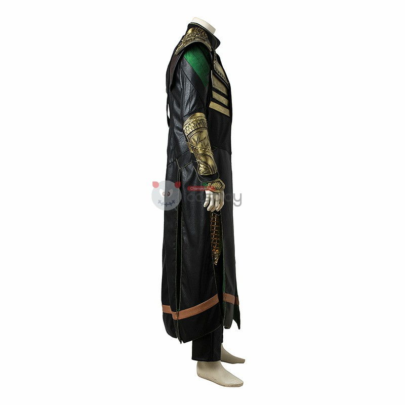 Marvel Movie Thor 2 Dark World Rocky Cosplay Costume