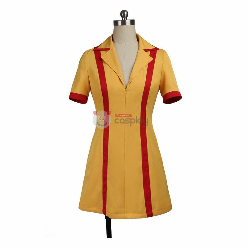 Max Black Costume 2 Broke Girls Max Black Cosplay Costume